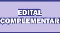 EDITAL COMPLEMENTAR Nº 004/2020