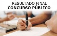 Homologação Concurso Público
