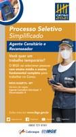 Processo Seletivo Simplificado - IBGE